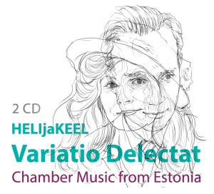 HjaK Variatio Delectat CD esikülg