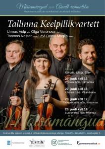 Suvefestival.2019.Kvartett